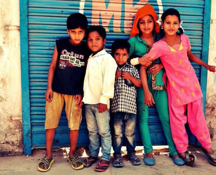 India, land van tegenstellingen