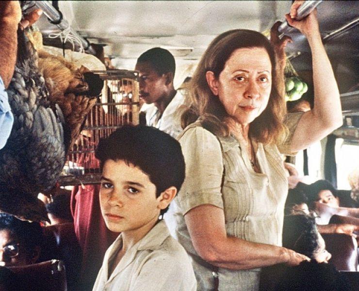 Filmvoorstelling Central Do Brasil en infomoment subsidie Brecht