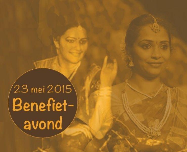Benefiet in Leuven