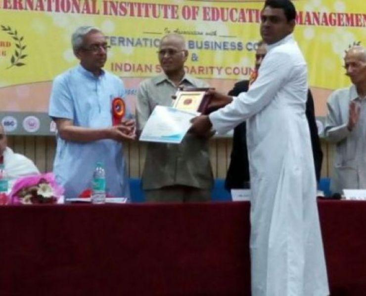 Jewel of India award