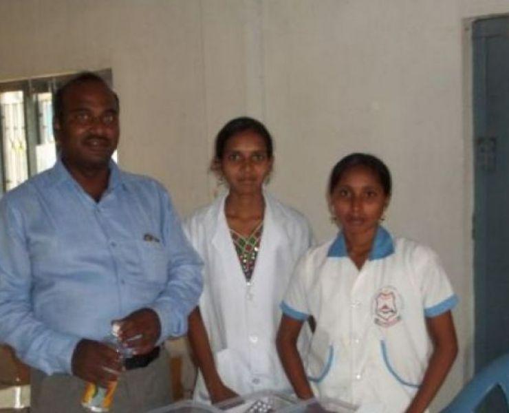 Medische kampen Kothamuparru