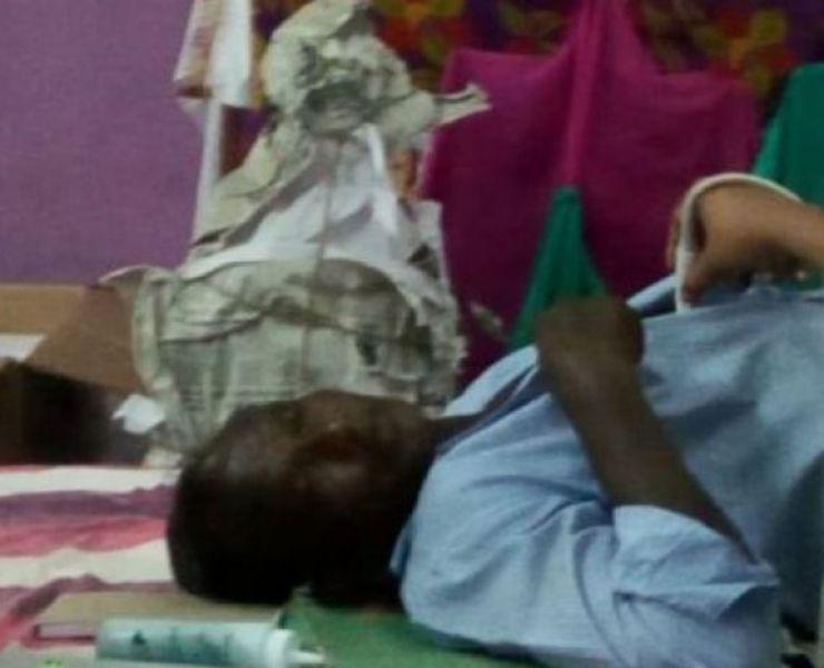 Medische kamp Tallagudem