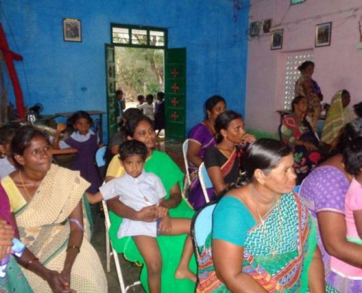 Infovergadering toilettenbouw